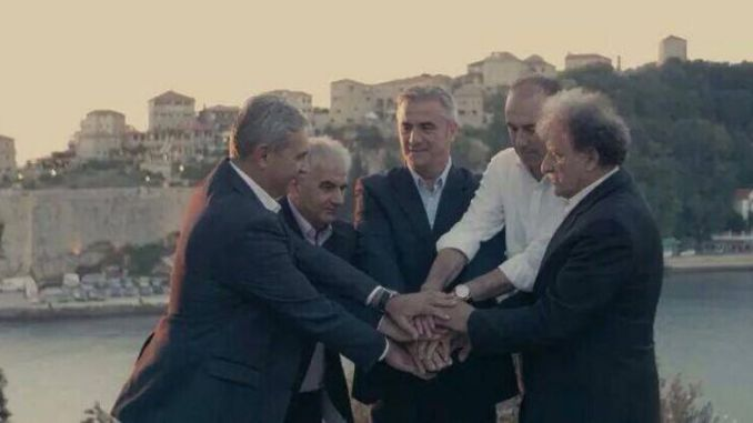 Albanian Leaders in Montenegro Unite