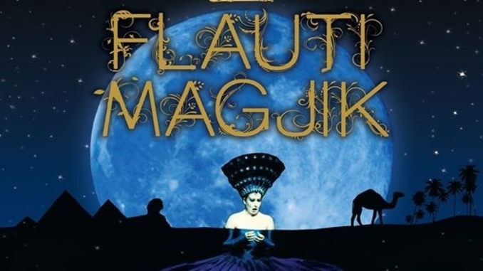 Magic Flute in Tirana's Opera House TKOB