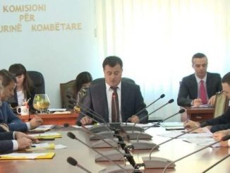 Albanian Parliament Investigative Committee