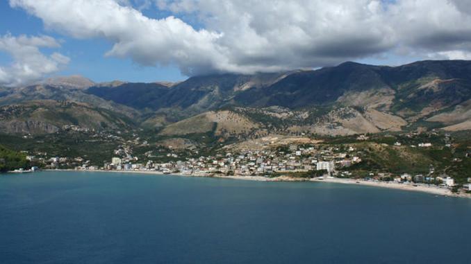 Himara, South Albania