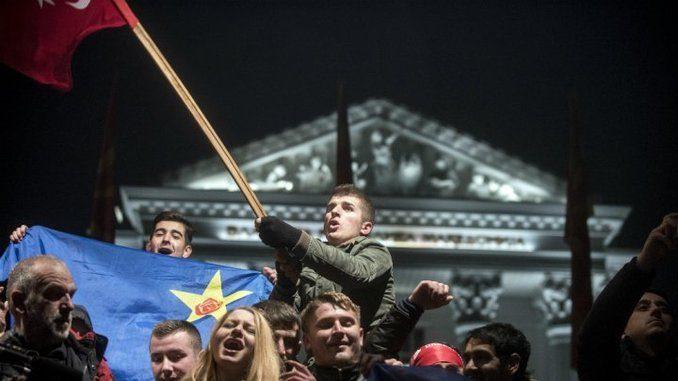 Macedonia Skopje Elections