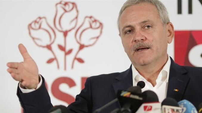 Romanian PSD leader Dragnea