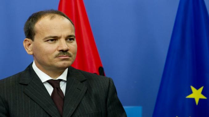 President of Albania, Bujar Nishani