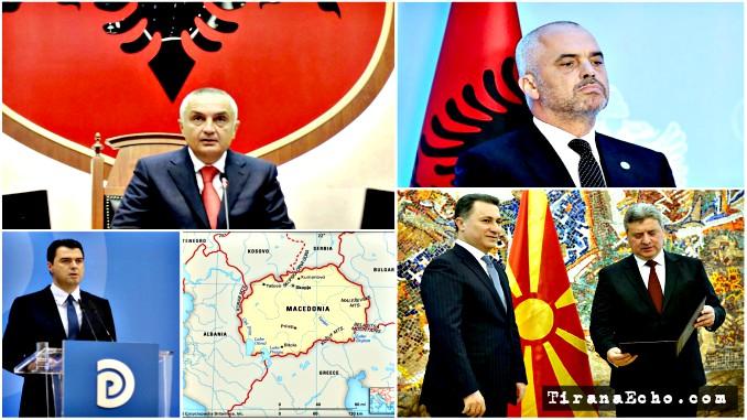 gruevski, ivanov, rama, meta, basha, albania, macedonia