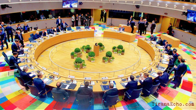 EU Council, Brussels