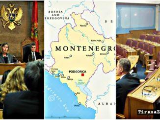 mogherini, parlaiment, montenegro, podgorica