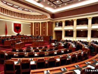 albania, parliament, empty, seats,