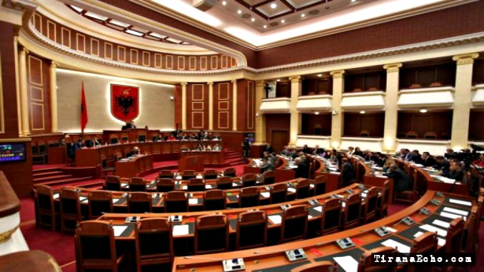 albania, parliament, empty, seats,
