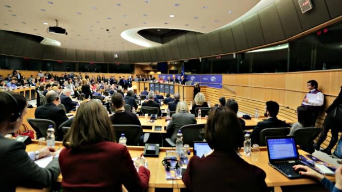 friends of albania european parliament
