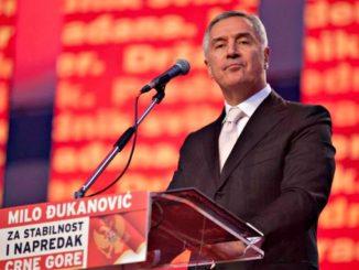 Milo Djukanovic Montenegro