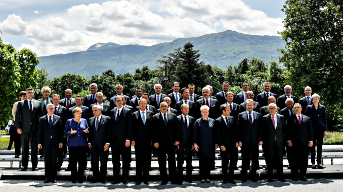 EU - Western Balkans Sofia Summit Family Photo