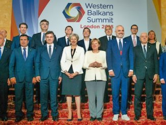 Western Balkan leaders meet in London to discuss EU integration