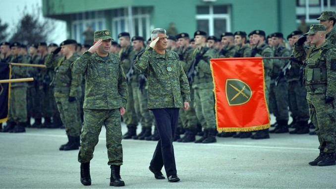 Kosovo forms its own army with US support – Prompts anger in