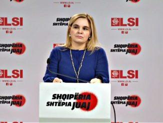 Monika Kryemadhi LSI Albania