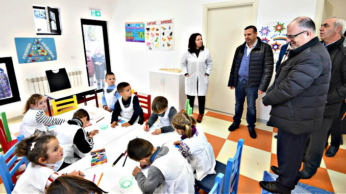 TAp kindergarten berat albania