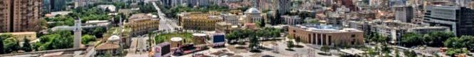 Tirana Albania Main Square
